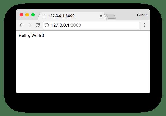 Django入门指南04-HelloWorld应用