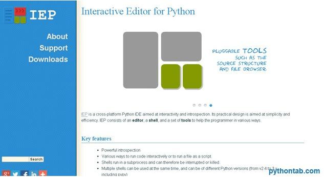 10 款最好的 Python IDE