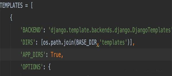 django模板引擎是什么意思