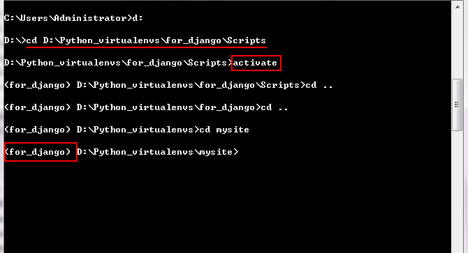 windows电脑能部署django项目么