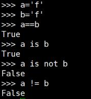 python中怎么比较两个字符串是否相同