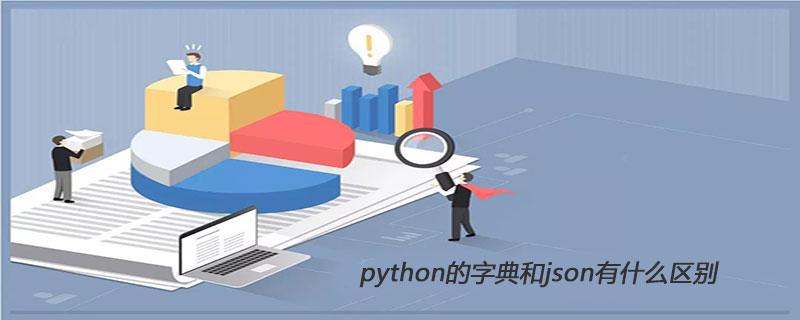 python的字典和json有什么区别