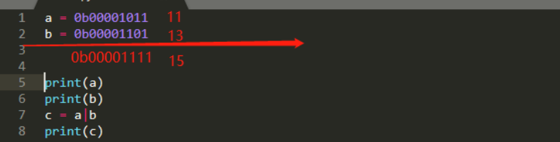 Python中的位运算符有哪些