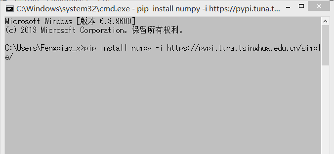 Python如何使用pip安装模块和包