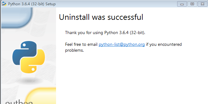 如何彻底删除python