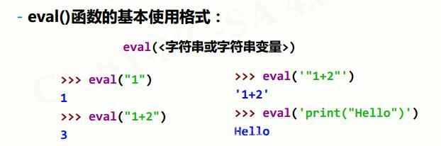 python有哪些语法元素
