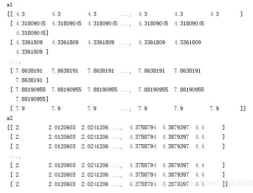 Python:支持向量机SVM的使用