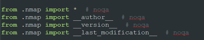 python-nmap是什么