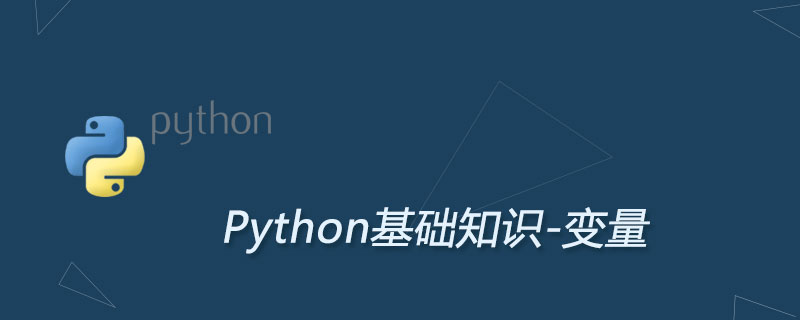 python中变量的命名及详解