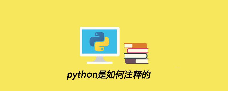 python是如何注释的