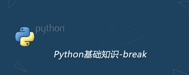 Python break用法详解