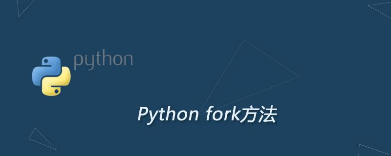 Python fork方法:创建新进程